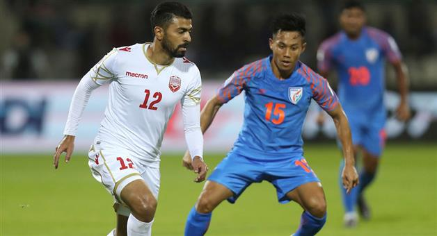 Khabar Odisha:India-crash-out-of-AFC-Asian-Cup-with-0-1-defeat-to-Bahrain