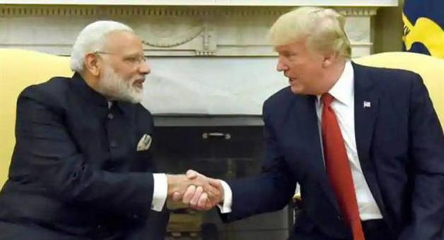 Khabar Odisha:India-makes-business-with-America-Trump