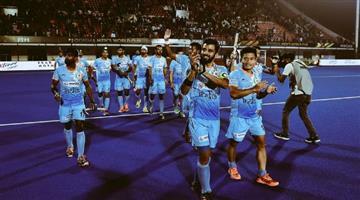 Khabar Odisha:India-to-meet-cannada-at-kalinga-stadium-today