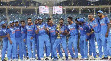 Khabar Odisha:India-to-play-950-ODI-against-West-Indies-become-No-1-team
