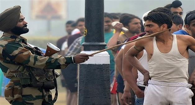 Khabar Odisha:Indian-Army-today-postponed-its-recruitment-drive-looking-the-current-covid-19-situation