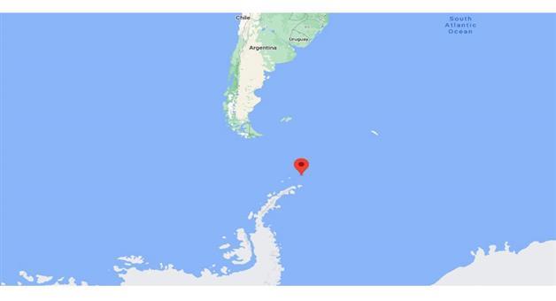 Khabar Odisha:International-An-earthquake-of-magnitude-70-hits-South-Shetland-Islands-United-States-Geological-Survey