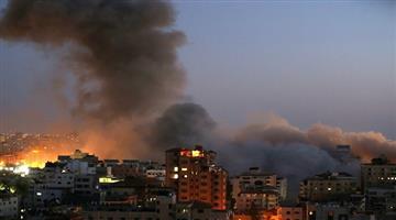 Khabar Odisha:International-At-least-65-killed-in-Gaza-7-in-Israel-as-clashes-intensify