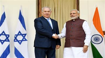 Khabar Odisha:International-Benjamin-Netanyahu-thanked-Narendra-Modi-on-export-of-Hydroxychloroquine