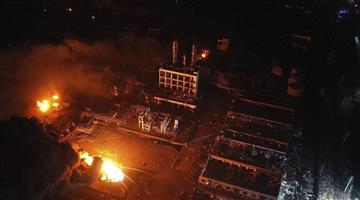 Khabar Odisha:International-China-Death-toll-in-China-chemical-plant-explosion-rises-to-44