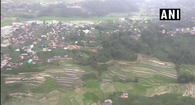 Khabar Odisha:International-Death-toll-in-Nepal-floods-rises-to-32-50-rescued-in-different-places