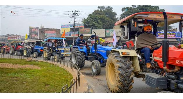 Khabar Odisha:International-Farmers-to-take-out-tractor-parade-on-January-26-delhi-police-gave-permission