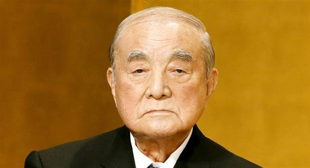 Khabar Odisha:International-Former-Japanese-Prime-Minister-Nakasone-died-at-age-101