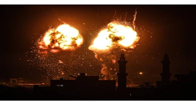 Khabar Odisha:International-Israel-Palestine-conflict-Israeli-army-launches-airstrikes-at-Gaza-amid-ceasefire