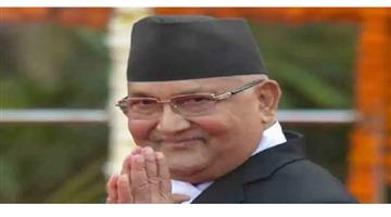 Khabar Odisha:International-KP-Sharma-Oli-become-PM-again-after-opposition-failed-to-get-majority-to-form-government