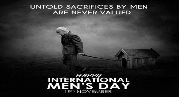 Khabar Odisha:International-Mens-Day-2020