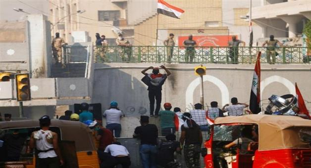 Khabar Odisha:International-Over-300-people-dead-and-15000-people-injured-in-Iraq-protests