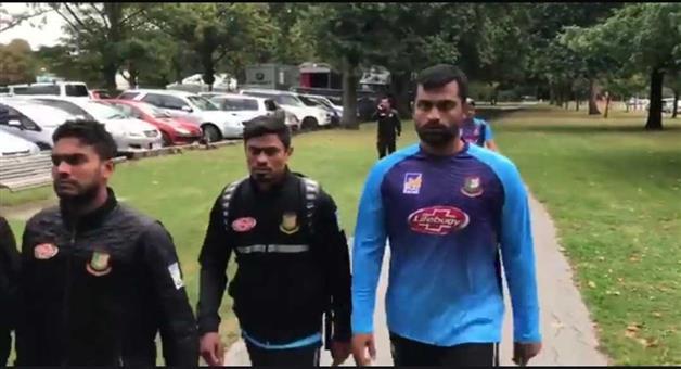 Khabar Odisha:International-Sports-Odisha-bangladesh-cricket-team-escape-from-shooting-at-christchurch-mosque
