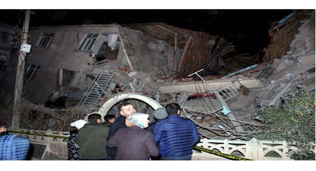 Khabar Odisha:International-Turkey-earthquake-toll-rises-to-14-dead-lakh-of-property-destroyed-people