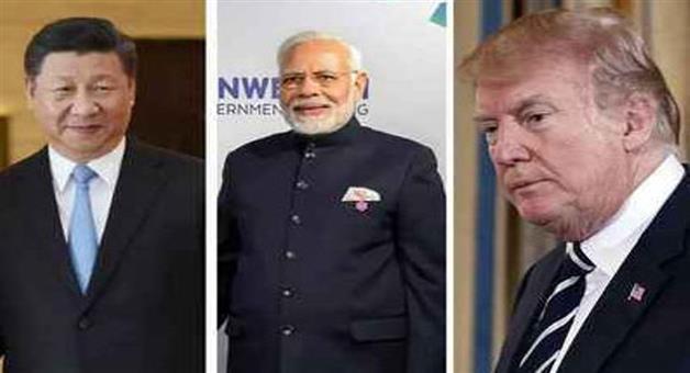 Khabar Odisha:International-trade-war-India-to-get-benefit-of-trade-war-between-china-and-America-says-a-UN-report