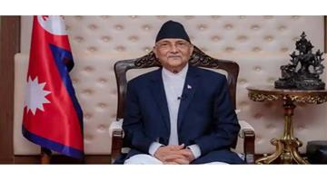 Khabar Odisha:Internationale-terrorism-Nepal-Prime-Minister-K-P-Sharma-Oli-calls-for-broad-consensus-on-terrorism