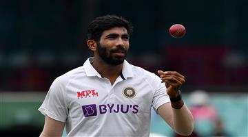 Khabar Odisha:Jasprit-Bumrah-released-from-Indian-test-squad