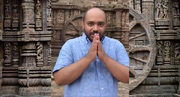 Khabar Odisha:Journalist-Abhijit-Iyer-discharged-from-hospital-after-getting-bail-from-Konark