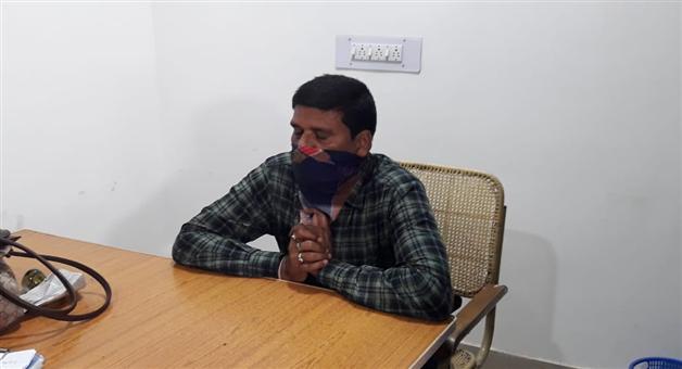 Khabar Odisha:Junior-accountant-of-the-Bargarh-Supply-Department-in-Vigilance-Net