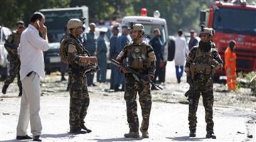 Khabar Odisha:Kabul-britains-security-establishment-camp-exploded-killing-10-people