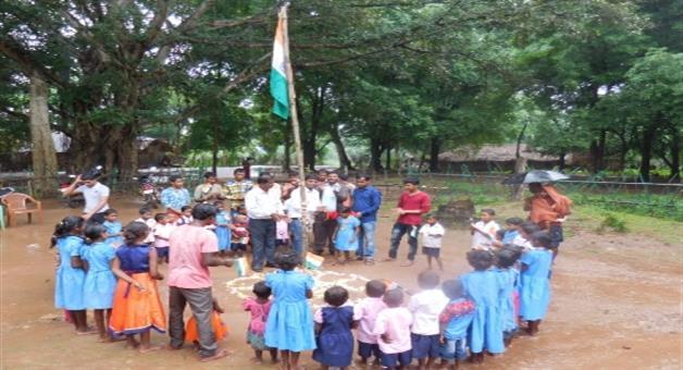 Khabar Odisha:Kandalei-observe-3rd-Independence-day