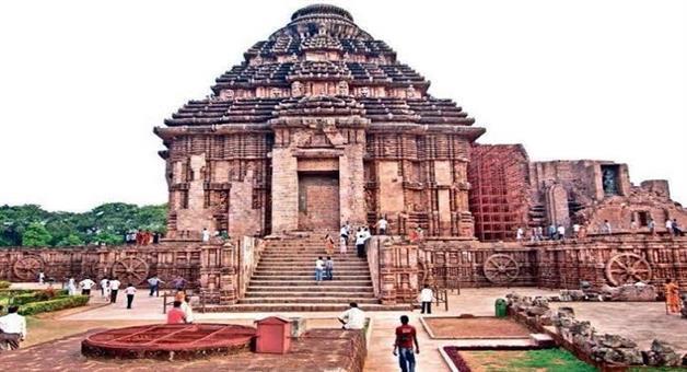 Khabar Odisha:Konark-temple-and-city-will-lighten-by-sun-light