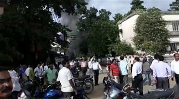 Khabar Odisha:Lawers-and-Odisha-Police-Conflict-cuttack-Odisha