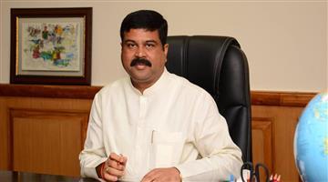 Khabar Odisha:Letter-to-Gajapati-Maharaj-of-Union-Minister-Dharmendra-Pradhan-for-the-development-of-Puri-Sree-Mandir