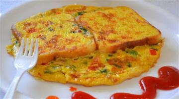 Khabar Odisha:Lifestyle-Odisha-Bread-omlate-recipe
