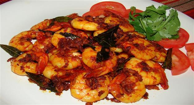 Khabar Odisha:Lifestyle-Odisha-Prawn-masala-recipe-at-home