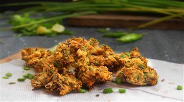 Khabar Odisha:Lifestyle-Odisha-Spring-onion-pokoda-Recipe