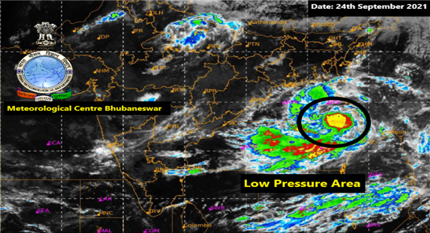 Khabar Odisha:Light-to-moderate-to-heavy-rainfall-is-expected-in-the-central-Bay-of-Bengal