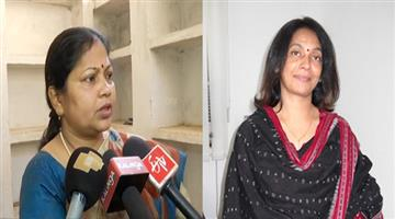Khabar Odisha:Lopamudra-Baxipatra-resigns-as-Chairperson-for-Odisha-State-Commission-for-Women