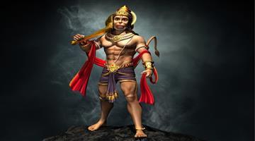 Khabar Odisha:Lord-Hanuman-Mantra