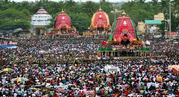Khabar Odisha:Lord-Jagannath-to-reach-Adapa-Mandap-today