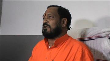 Khabar Odisha:MIO-Conclave--Odisha-BJP-President-Basant-Panda-Allegations