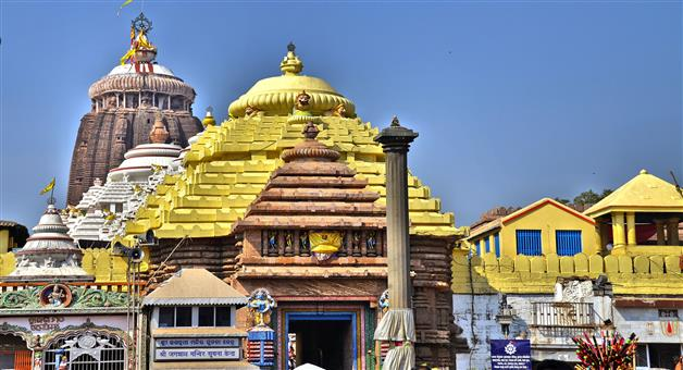 Khabar Odisha:Madanmohan-and-Rukmini-will-be-getting-married-in-the-temple-today