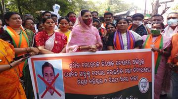 Khabar Odisha:Mamita-Meher-Murder-Case-capt-Dibya-Sankar-is-on-Controversy