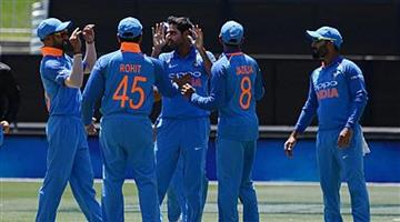 Khabar Odisha:Melbourne-ODI-India-opt-to-bowl