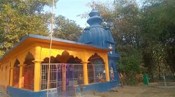 Khabar Odisha:Miscreants-loots-temple-in-Balasore