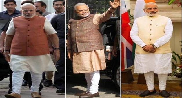 Khabar Odisha:Modi-kurta-jacket-combination-new-fashion-fad-among-youngsters