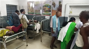 Khabar Odisha:More-than-20-people-in-the-village-fell-ill-after-the-Dashah-party