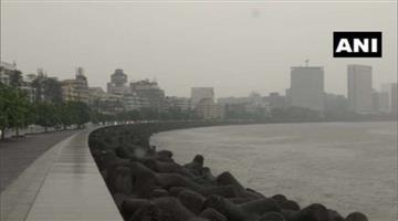 Khabar Odisha:Mumbai-police-issue-Section-144-in-view-of-sea-storm-Nisarga