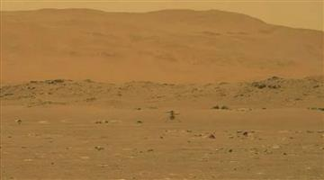 Khabar Odisha:Nasa-successfully-flies-small-helicopter-on-Mars