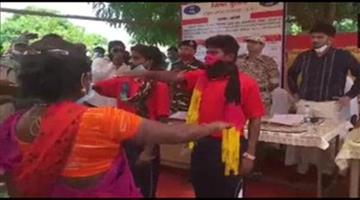 Khabar Odisha:Nation-18-naxals-surrendered-in-Dantewada-before-Dist-Collector-Deepak-Soni-SP-Abhishek-Pallav