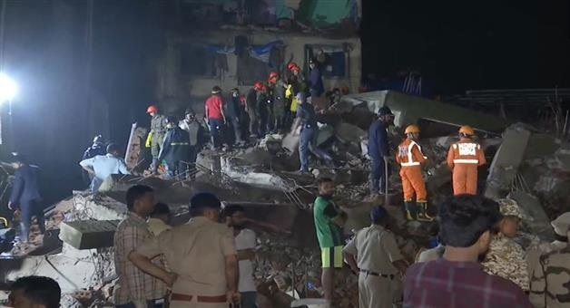 Khabar Odisha:Nation-2-dead-and-5-injured-in-the-Bhiwandi-building-collapse-Rescue-operations-underway
