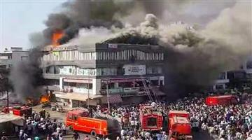 Khabar Odisha:Nation-80-percent-of-delhi-s-building-are-unsafe-says-former-director-of-Fire