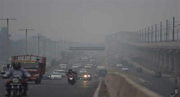 Khabar Odisha:Nation-Air-pollution-and-smog-in-Delhi-again-two-days-may-trouble-for-Haryana-and-Punjab