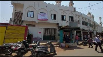 Khabar Odisha:Nation-Amid-a-surge-in-COVID-cases-Vadodaras-Jahangirpura-Masjid-converted-into-a-50-bed-COVID-facility
