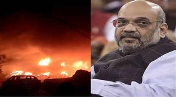 Khabar Odisha:Nation-Amit-Shah-took-command-over-Delhi-violence-four-dead-in-Delhi-violence